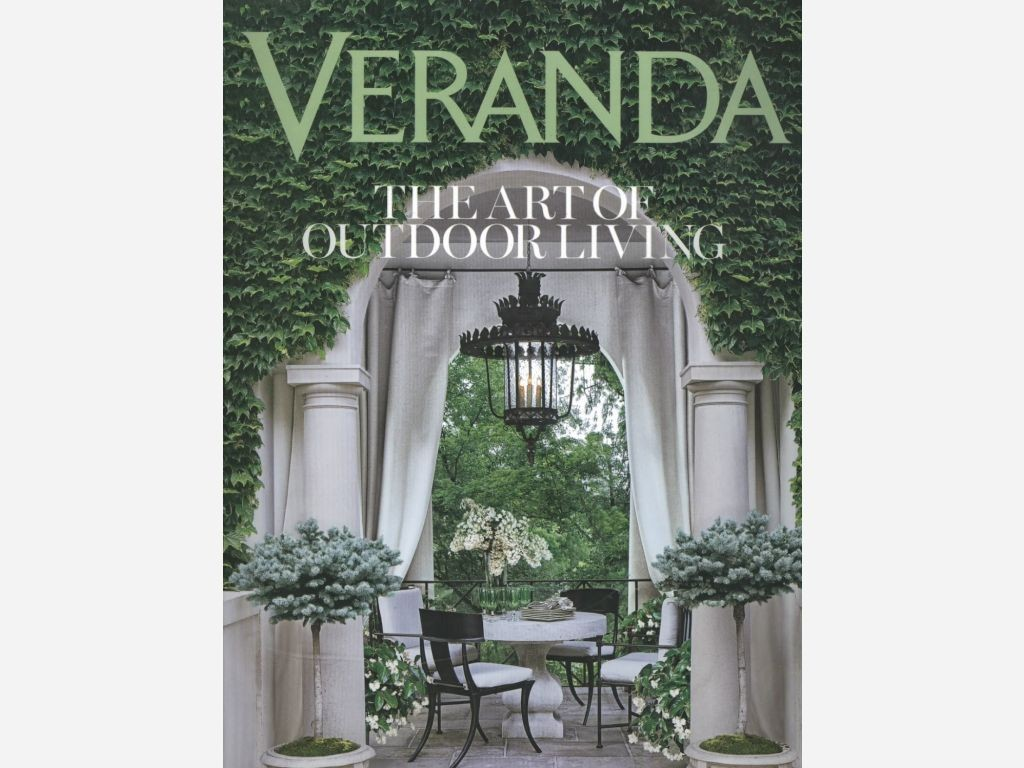 VERANDA_The_Art_of_Outdoor_Living_Lisa_Newsom_Book