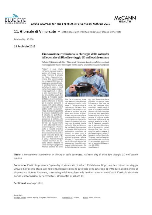 giornale di vimercate