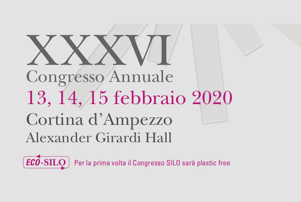 S.I.L.O. XXXVI Congresso Annuale featured image
