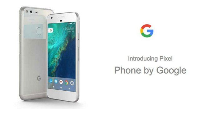 Google Pixel review - a new player or just a speck of colour? 13