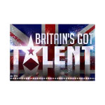 A logo for Britain's Got Talent