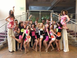 60's Dancers for events performing a flashmob for an event