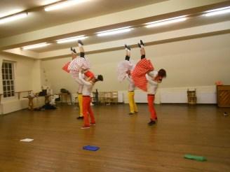 Jive Dancers