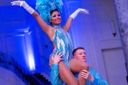 Paris dancers