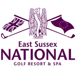 Logo of the East Sussex National Golf Resort and Spa