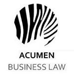 Acumen Business Law logo