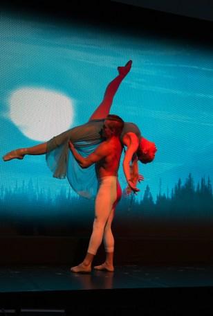 Ballet Pas de Deux