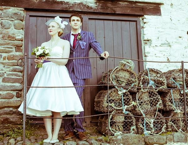 Nautical Wedding Theme: Devon Wedding Styling And Accessories