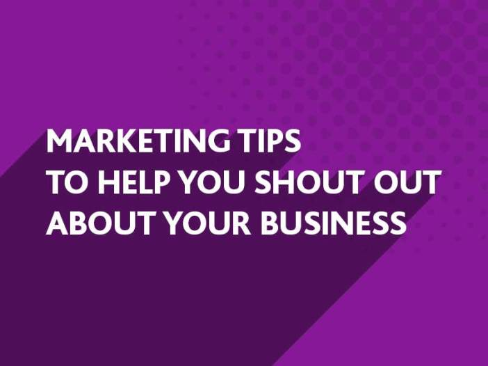 Shout Out about your Business