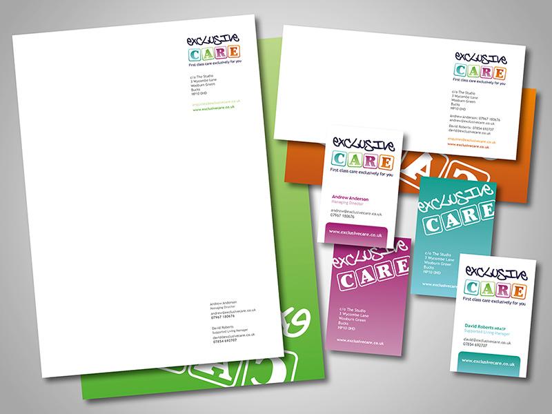 Award-winning Logo Design and Business Branding throughout West Sussex