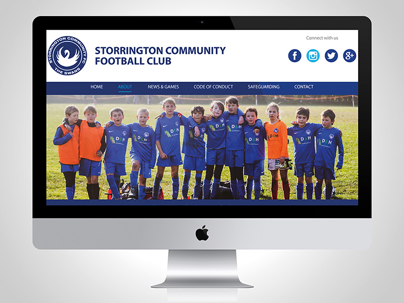 Award-winning web design for charities and non-profit organisations.