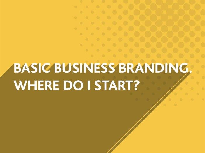 Basic Business Branding