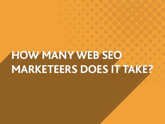 Web SEO Marketeers