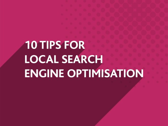 Local Search Engine Optimisation Tips