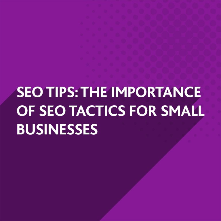 SEO Tactics for small businesses