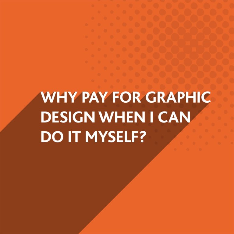 Why Pay for Graphic Design