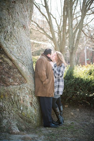 Providence Engagement Photos