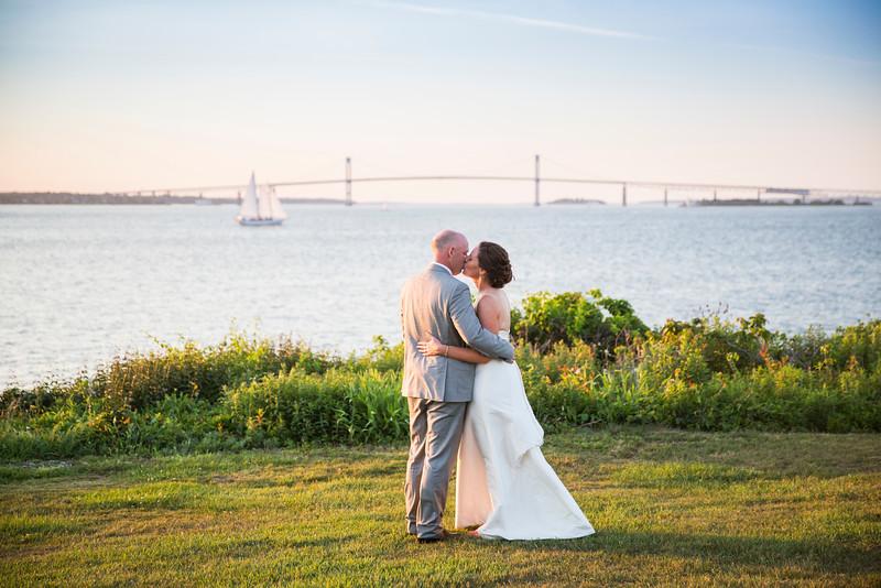 Delia and Brandon Eisenhower House Rhode Island Wedding Photography Blueflash