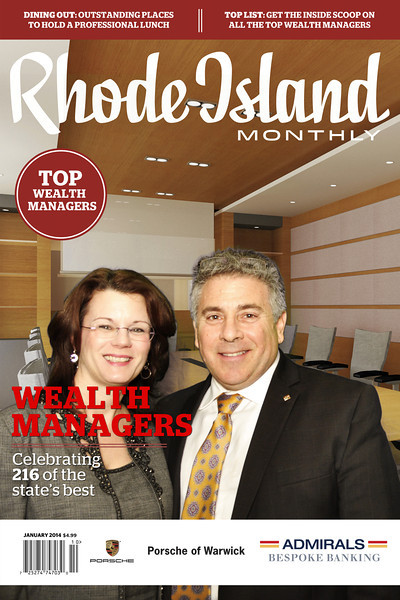 RI Monthly Best of Wealth Managers Photobooth
