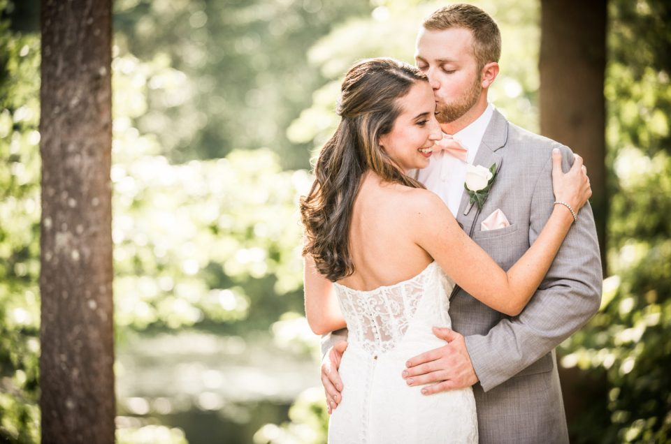 Jessica and Jared | Wedding at Lakeview Pavilion | Blueflash Photography