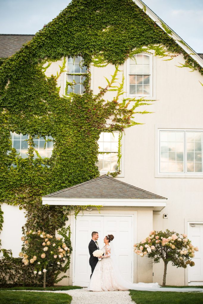 Lea and Travis | Belle Mer Newport Wedding