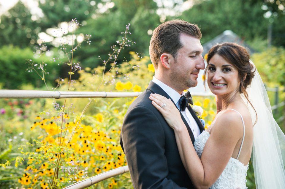 Stacy and Tom | Blithewold Wedding | Blueflash Photography