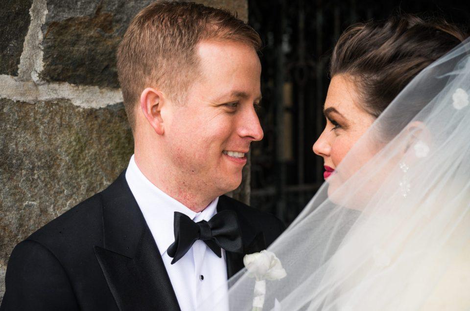 Melissa and Nathan | Wedding at Aldrich Mansion Warwick