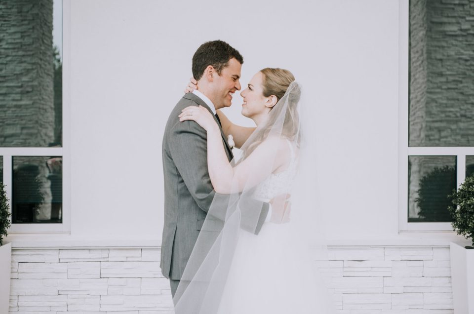 Kelly and Richie | Lakeview Pavilion Wedding