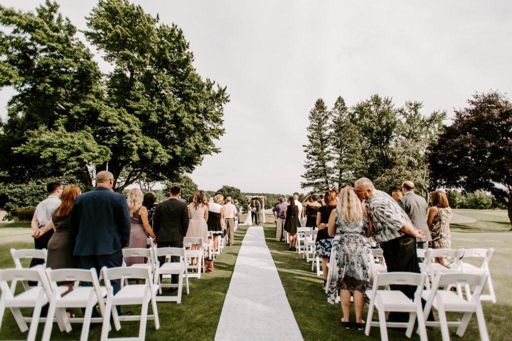 Metacomet Golf Club Wedding | Blueflash Photography