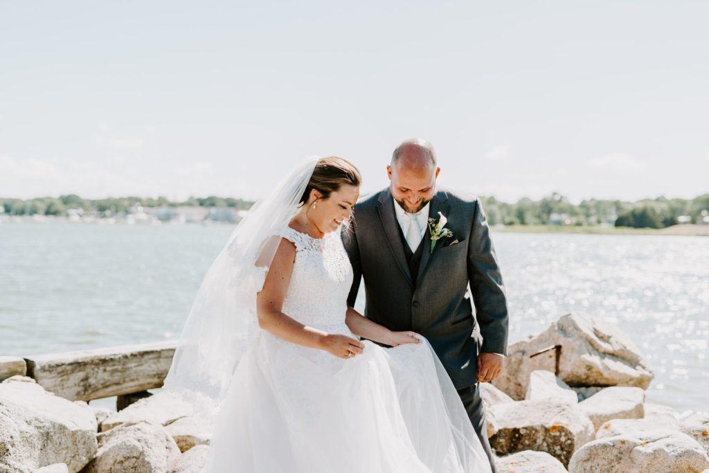 Jones River Trading Post Kingston Wedding Leanne and Craig Blueflash Photography9