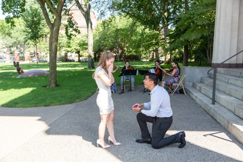 Brown University Proposal Charlie and Lisa Blueflash Photography7