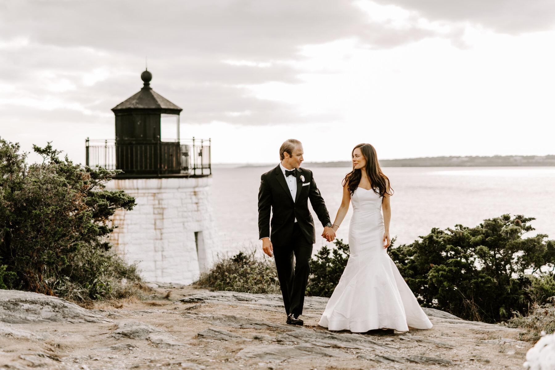 Castle Hill Newport Wedding Elizabeth and Patrick Blueflash Photography 24