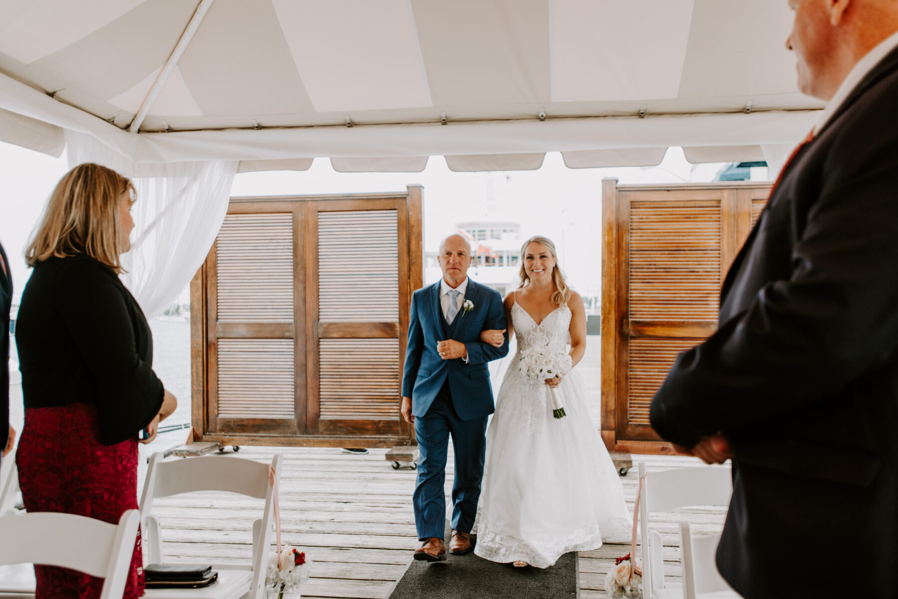 Regatta Place Newport Wedding Ashley and Richard Blueflash Photography 10