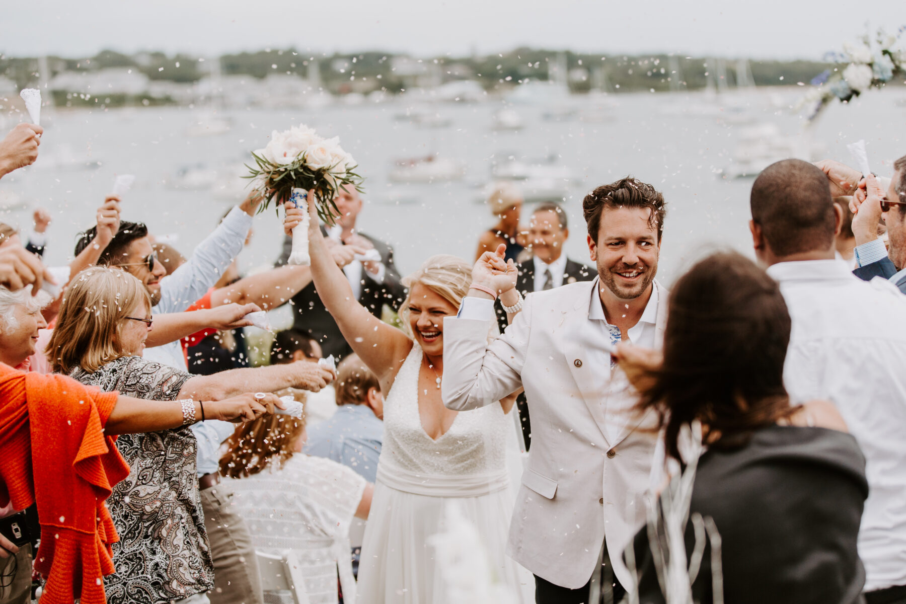 Sullivan House Block Island Wedding Amy and Nick Blueflash Photography 15