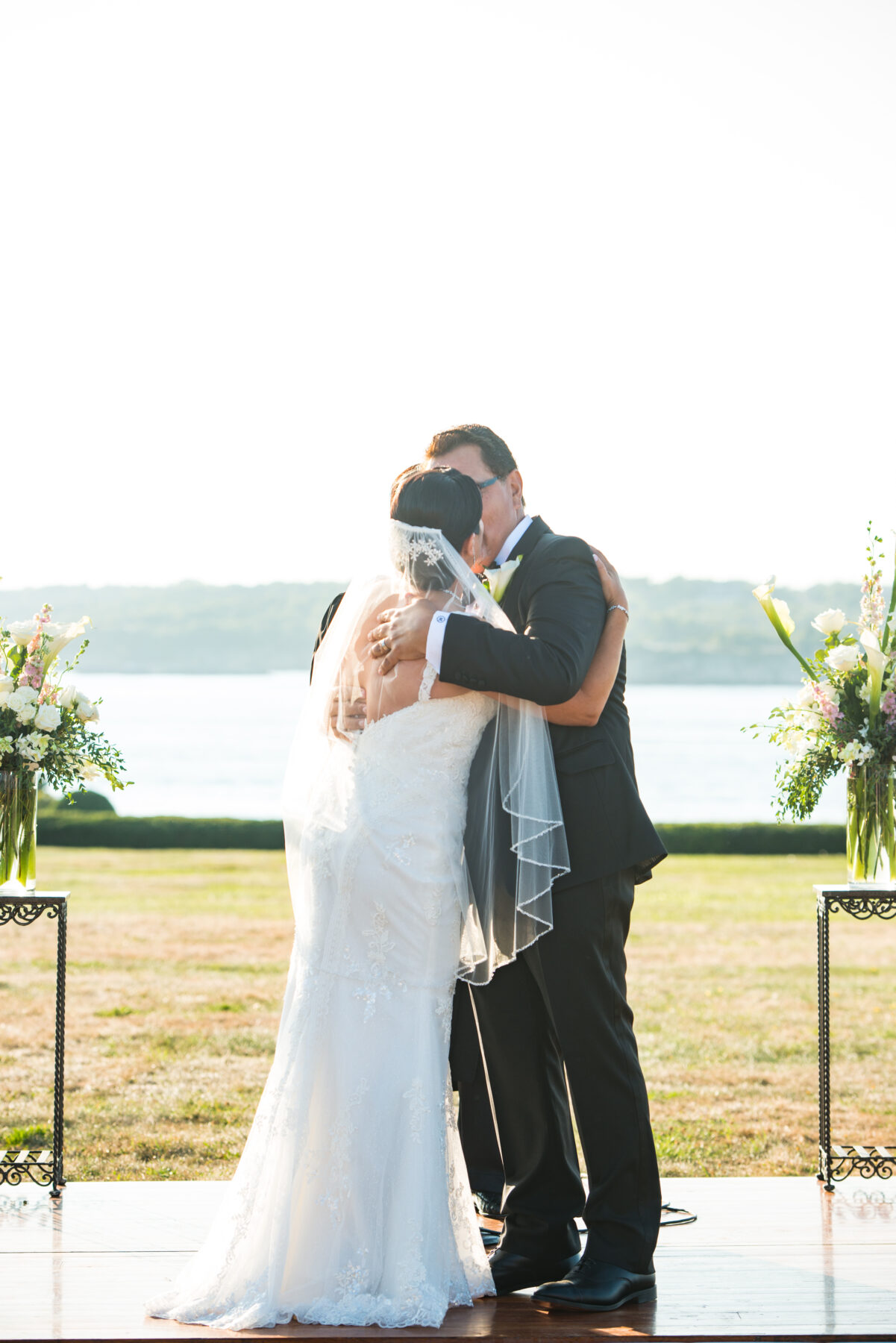 Eisenhower House Wedding Robin and Tom Blueflash Photography 13