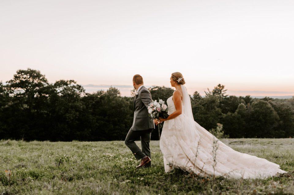 Harrington Farm Princeton Wedding Stephanie and Jared Blueflash Photography 19