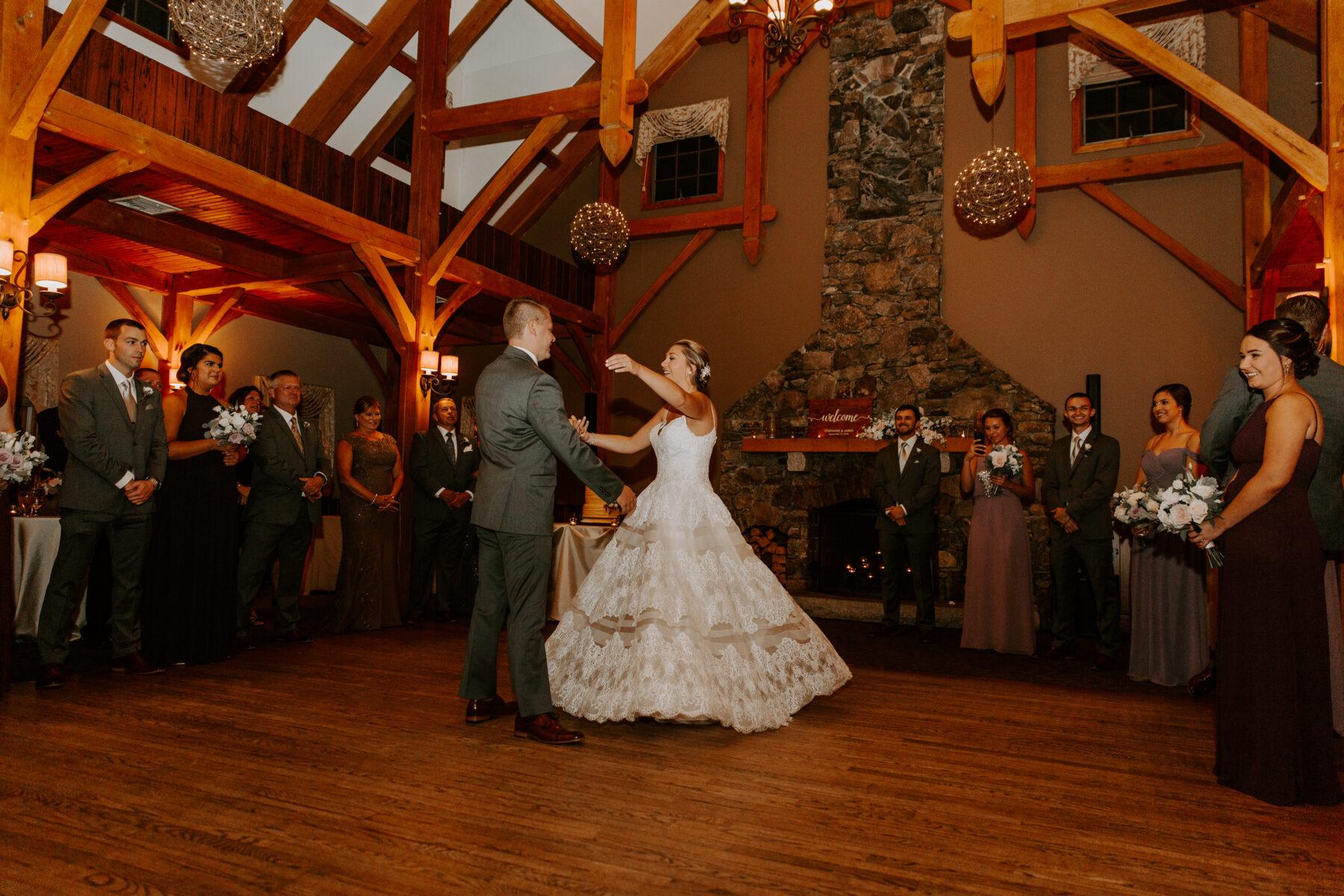 Harrington Farm Princeton Wedding Stephanie and Jared Blueflash Photography 24