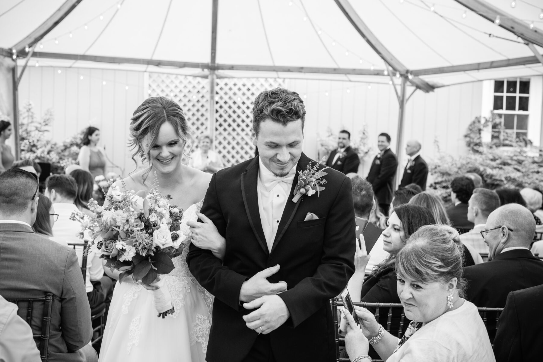 Haversham Westerly Wedding Megan and Gregg Blueflash Photography 16