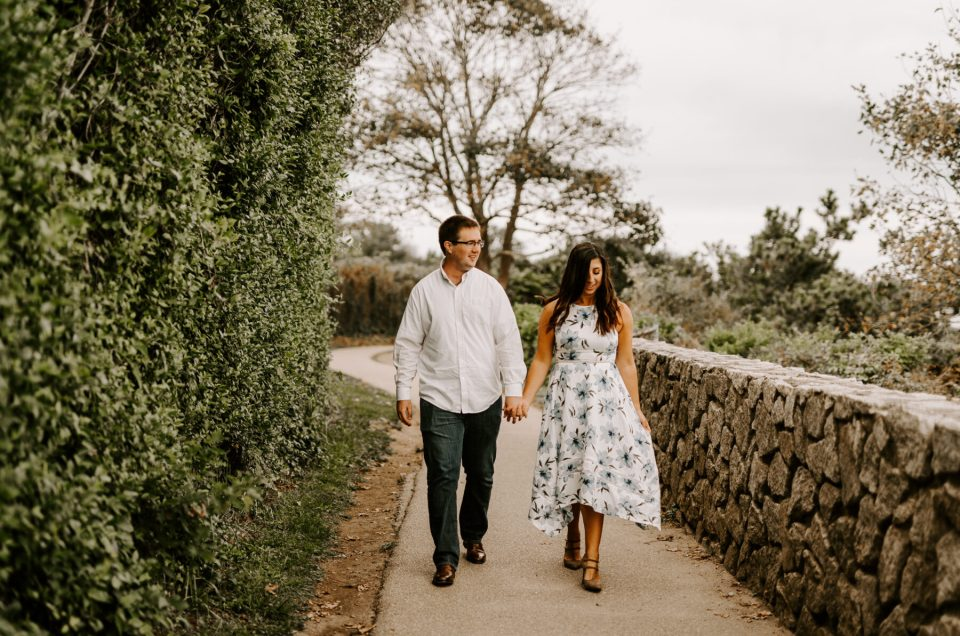 Newport Engagement Deanna and Eric Blueflash Photography 2