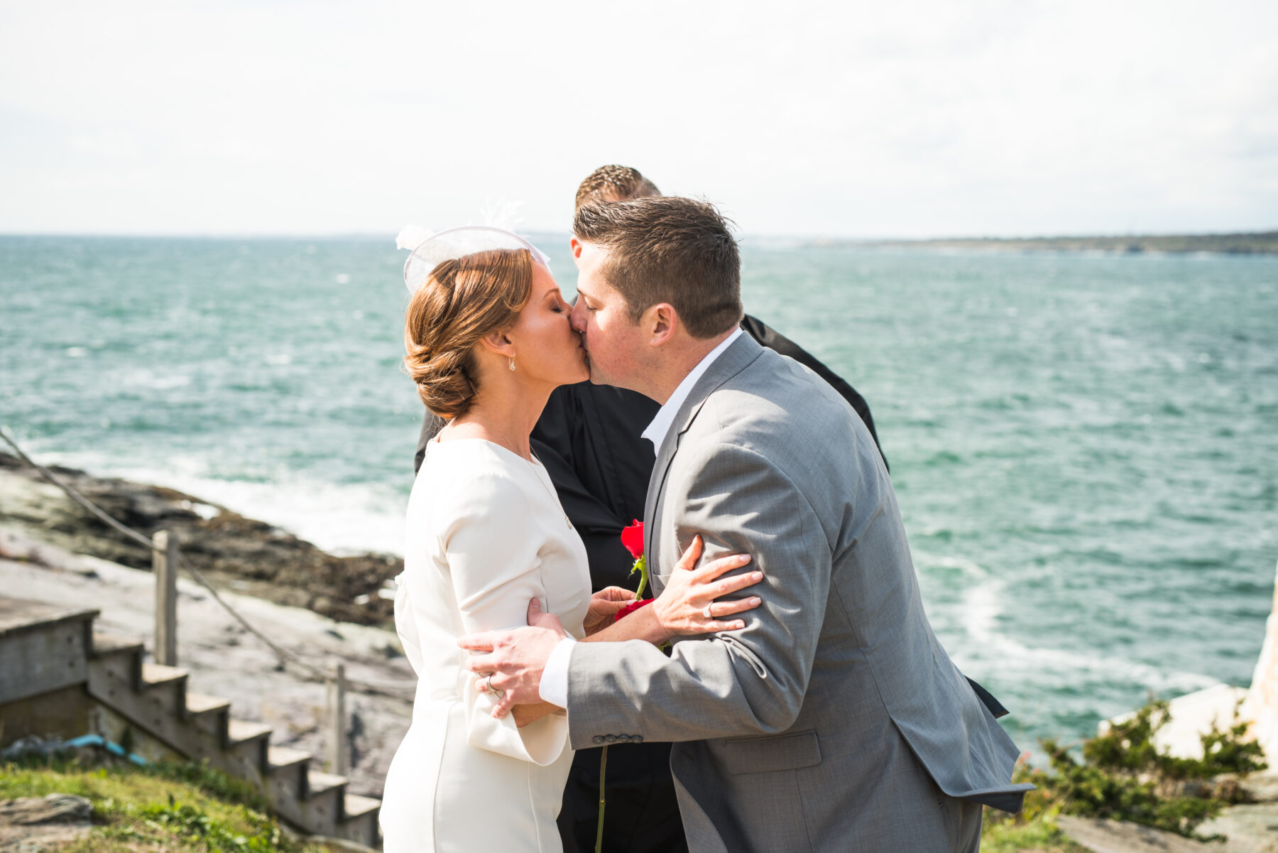 Castle Hill Newport Elopement Danielle and Mike Blueflash Photography 6