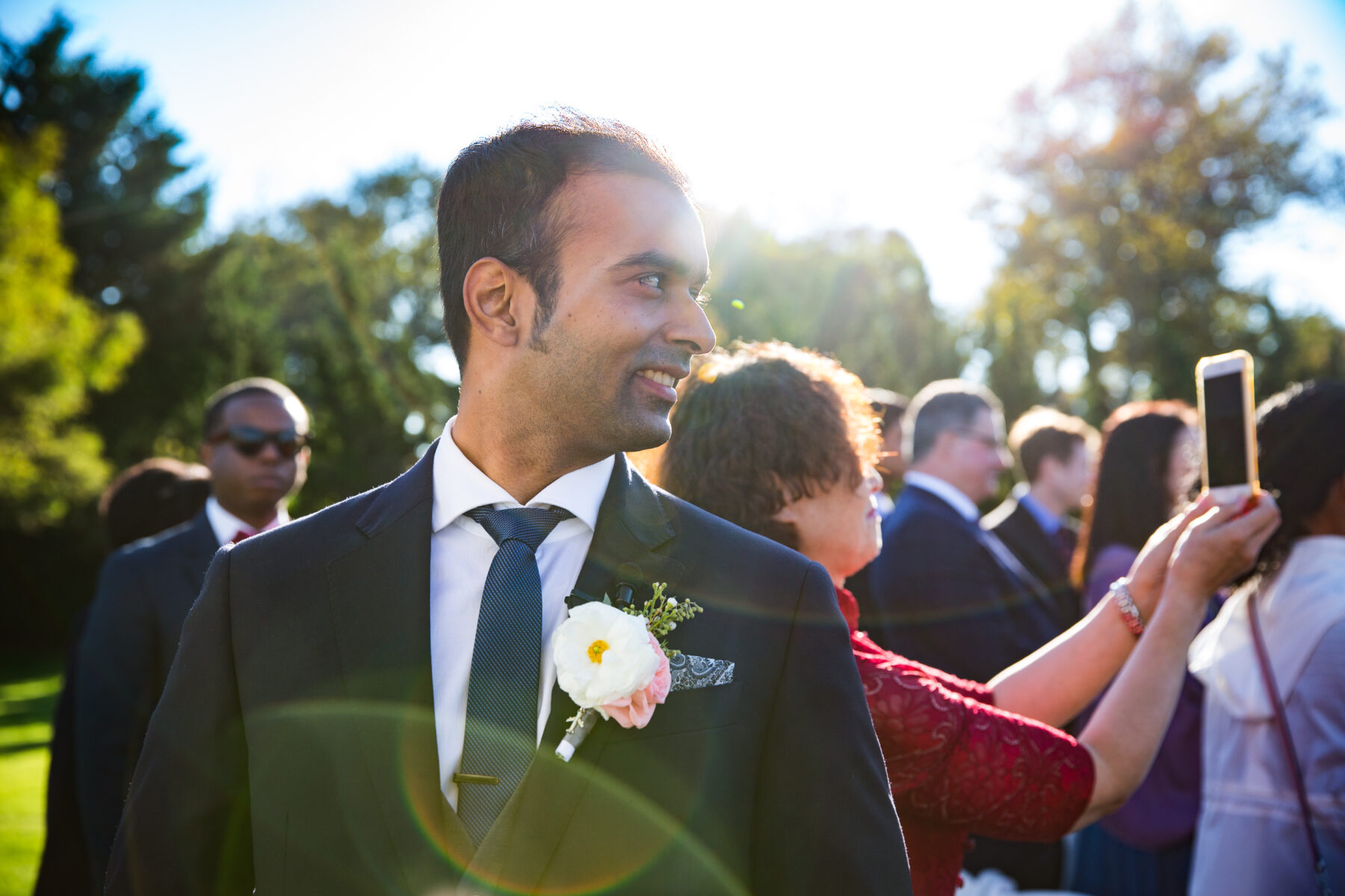 Chanler Newport Wedding Jie and Ahbishek Blueflash Photography 18