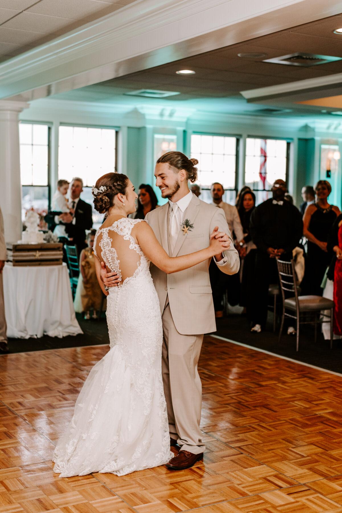 Harbor Lights Warwick Wedding Jackie and Casey Blueflash Photography 10