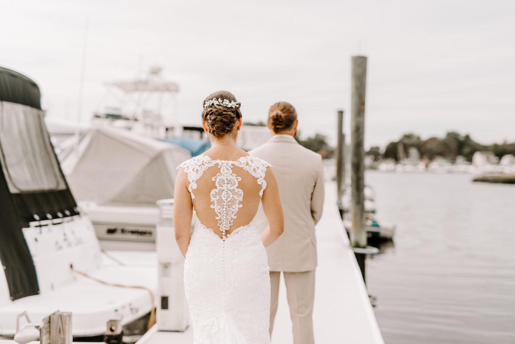 Harbor Lights Warwick Wedding Jackie and Casey Blueflash Photography 20