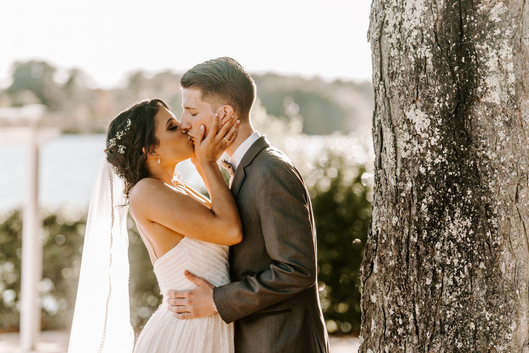 Lake Pearl Wrentham Wedding Olga and Caleb Blueflash Photography 11