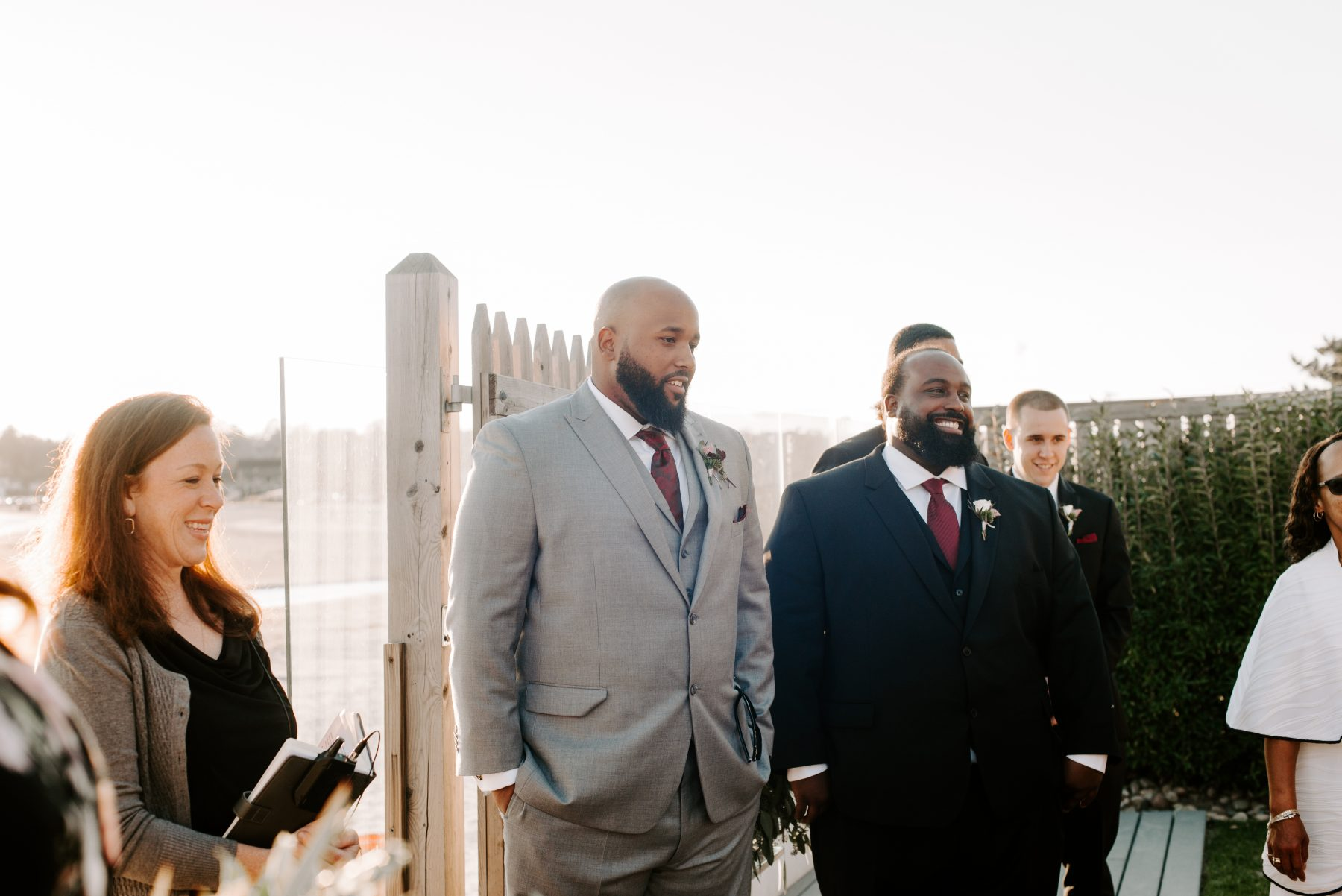 Newport Beach House Wedding Lauren and Timothy Blueflash Photography 19