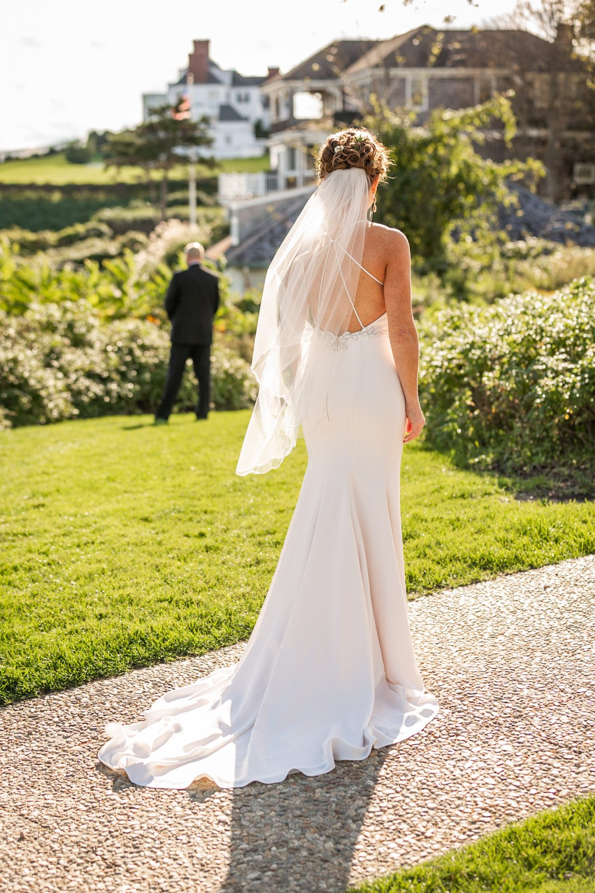 Ocean House Westerly Wedding Jessica and Mike Blueflash Photography 1