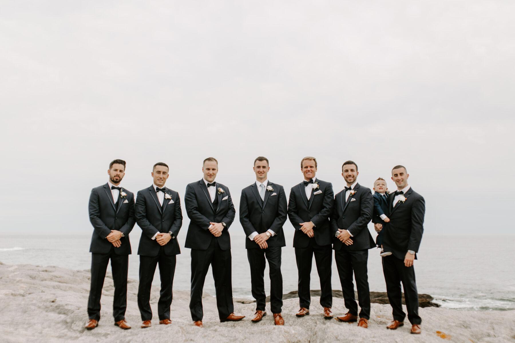 OceanCliff Newport Wedding Carley and Brian Blueflash Photography 10