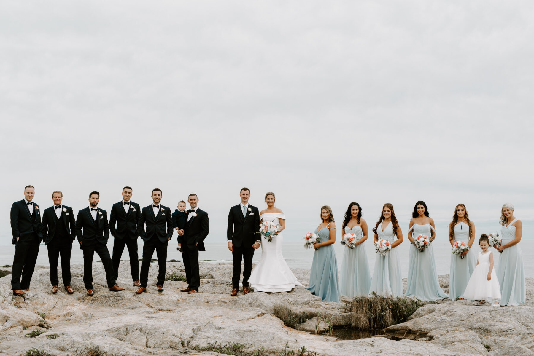 OceanCliff Newport Wedding Carley and Brian Blueflash Photography 12 1