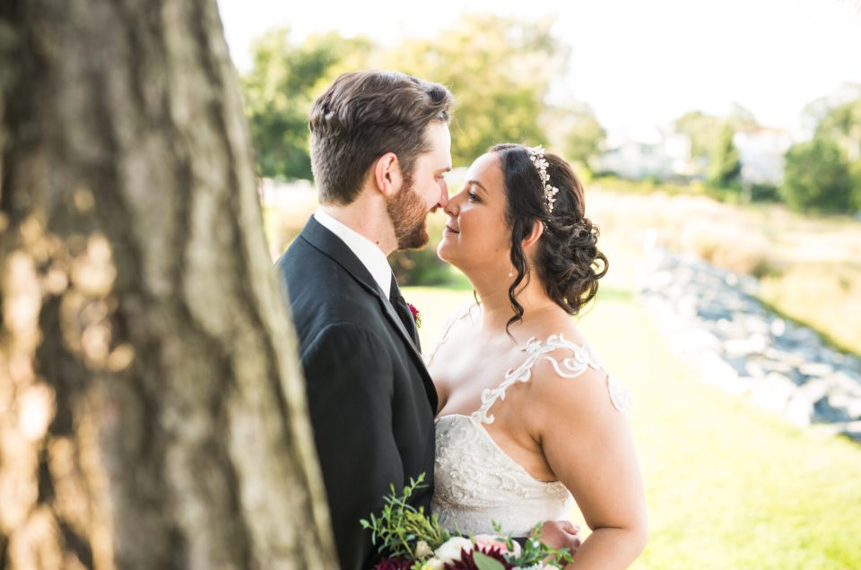 Rhodes on the Pawtuxet Cranston Wedding Carolyn and Tony Blueflash Photography 12
