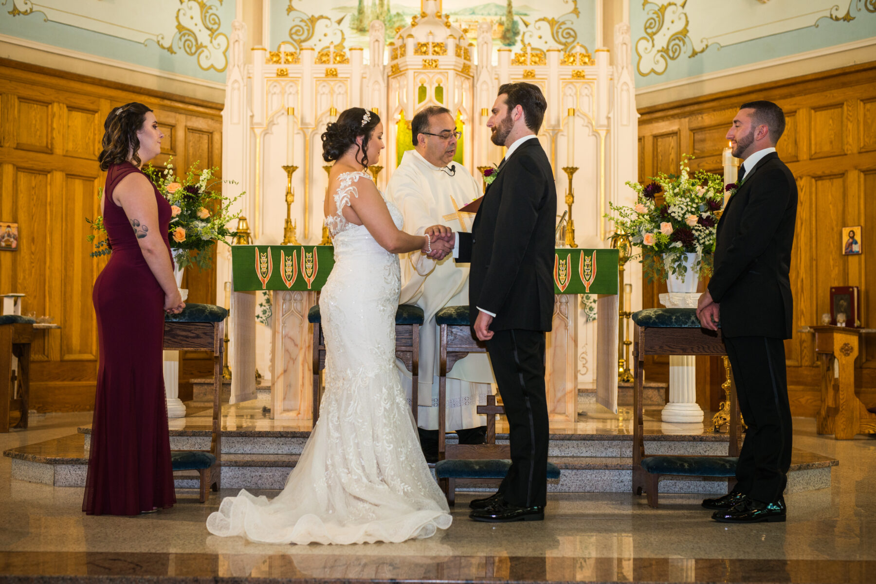 Rhodes on the Pawtuxet Cranston Wedding Carolyn and Tony Blueflash Photography 20